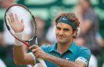 Roger Federer poster
