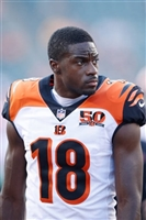 A. J. Green poster