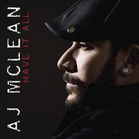 AJ Mclean poster