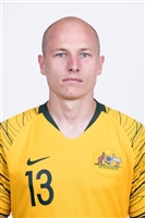 Aaron Mooy poster