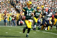 Aaron Rodgers poster