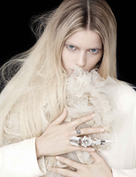 Abbey Lee Kershaw poster