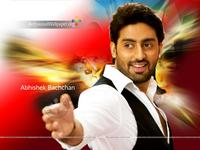 Abhishek Bachchan poster