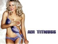 Abi Titmuss poster