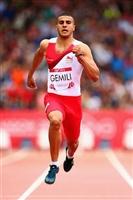 Adam Gemili poster