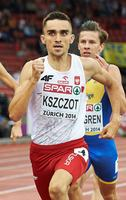 Adam Kszczot poster