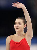 Adelina Sotnikova poster