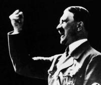 Adolf Hitler poster