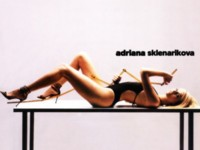 Adriana Sklenarikova-Karembeu poster