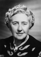 Agatha Christie poster