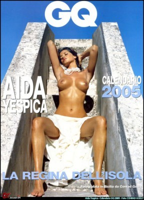Aida Yespica poster #1358396