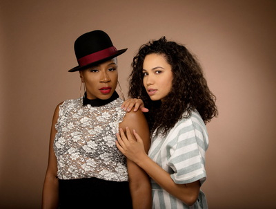 Aisha Hinds And Jurnee Smollett-bell poster #3677741