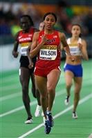 Ajee Wilson poster