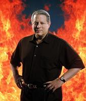 Al Gore poster