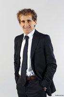 Alain Prost poster