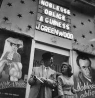 Alec Guinness poster