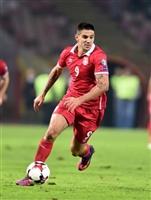 Aleksandar Mitrovic poster