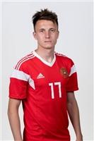 Aleksandr Golovin poster