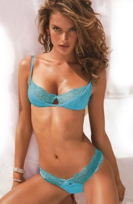 An Alessandra Ambrosio Hot Poster