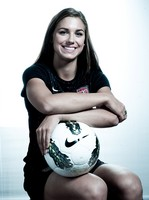 Alex Morgan poster