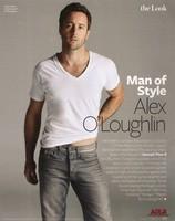 Alex O Loughlin poster
