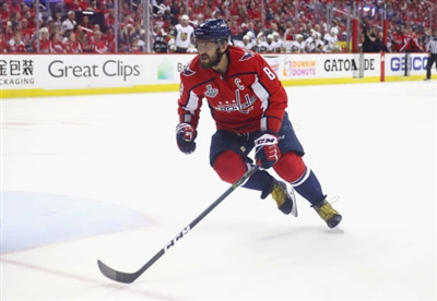 Alex Ovechkin poster