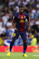 Alex Song poster