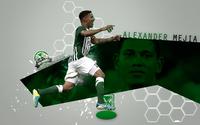 Alexander Mejia poster