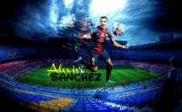 Alexis Sanchez poster