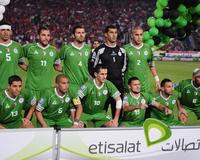 Algeria National Football Team poster