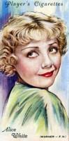 Alice White poster