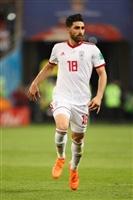 Alireza Jahanbakhsh poster
