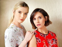 Alison Brie And Betty Gilpin poster