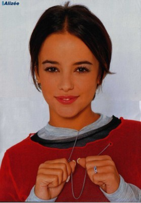 Alizee poster #1288243