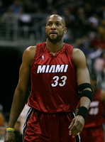 Alonzo Mourning poster