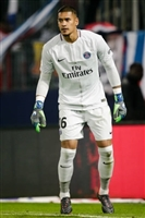Alphonse Areola poster