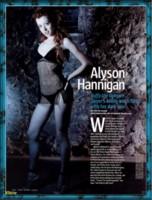 Alyson Hannigan poster