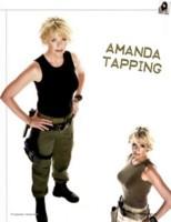 Amanda Tapping poster