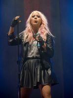 Amelia Lily poster
