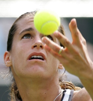 Amelie Mauresmo poster #1247672