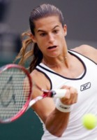 Amelie Mauresmo poster