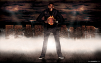 Amir Johnson poster