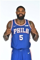 Amir Johnson poster