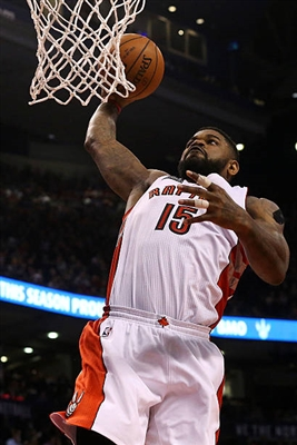 Amir Johnson poster #3412444