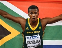 Anaso Jobodwana poster