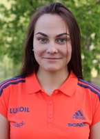Anastasia Sedova poster