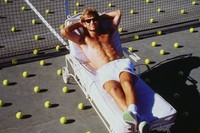 Andre Agassi poster