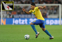 Andre Santos poster