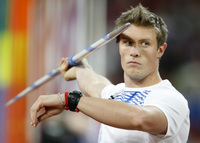 Andreas Thorkildsen poster