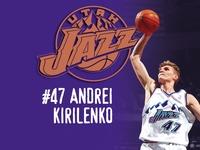 Andrei Kirilenko poster